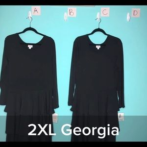 Georgia A or C